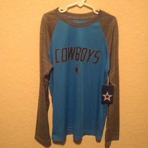 Kids Dallas Cowboys long sleeve